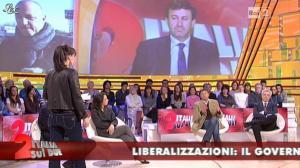 Lorena Bianchetti dans Italia Sul Due - 26/01/12 - 08