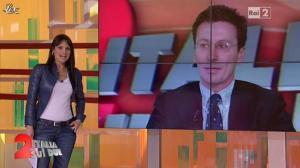 Lorena Bianchetti dans Italia Sul Due - 28/11/11 - 03