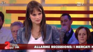 Lorena Bianchetti dans Italia Sul Due - 28/11/11 - 07