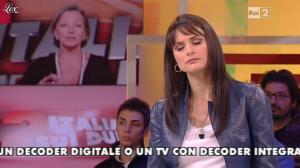 Lorena Bianchetti dans Italia Sul Due - 28/11/11 - 12