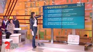 Lorena Bianchetti dans Italia Sul Due - 28/11/11 - 13