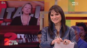 Lorena Bianchetti dans Italia Sul Due - 28/11/11 - 14