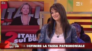 Lorena Bianchetti dans Italia Sul Due - 28/11/11 - 15