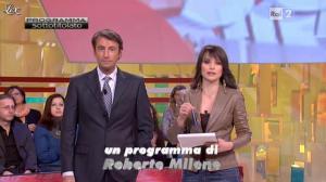 Lorena Bianchetti dans Italia Sul Due - 30/01/12 - 01