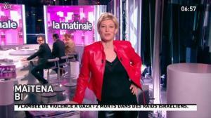 Maïtena Biraben et Caroline Roux dans la Matinale - 12/03/12 - 01