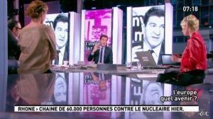 Maïtena Biraben et Caroline Roux dans la Matinale - 12/03/12 - 03