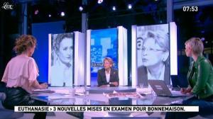 Maïtena Biraben et Caroline Roux dans la Matinale - 18/01/12 - 07