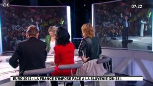 Maïtena Biraben et Caroline Roux dans la Matinale - 23/01/12 - 04