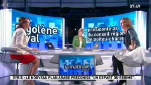 Maïtena Biraben et Caroline Roux dans la Matinale - 23/01/12 - 05