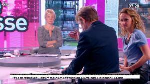 Maïtena Biraben et Caroline Roux dans la Matinale - 23/05/12 - 07