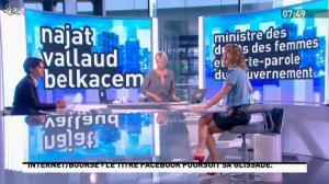 Maïtena Biraben et Caroline Roux dans la Matinale - 23/05/12 - 08