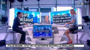 Maïtena Biraben et Caroline Roux dans la Matinale - 23/05/12 - 10