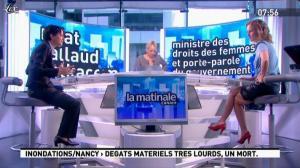 Maïtena Biraben et Caroline Roux dans la Matinale - 23/05/12 - 12