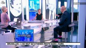 Maïtena Biraben et Caroline Roux dans la Matinale - 24/05/12 - 03