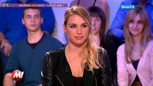 Mélanie Dagréo chez Morandini - 09/01/12 - 01