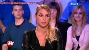Mélanie Dagréo chez Morandini - 09/01/12 - 03