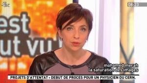 Rebecca Manzoni dans la Matinale - 29/03/12 - 01