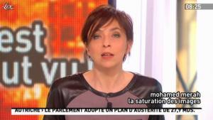 Rebecca Manzoni dans la Matinale - 29/03/12 - 02