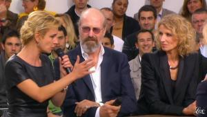 Sandrine Bonnaire dans le Grand Journal de Canal Plus - 21/05/12 - 04