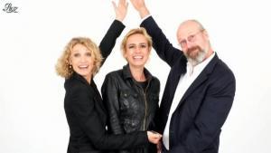 Sandrine Bonnaire dans le Grand Journal de Canal Plus - 22/05/12 - 01