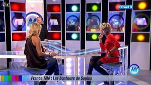 Sophie Davant chez Morandini - 01/06/11 - 02