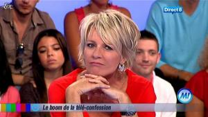 Sophie Davant chez Morandini - 01/06/11 - 04