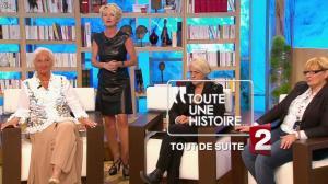 Sophie Davant dans Toute une Histoire - 09/05/11 - 05