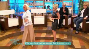Sophie Davant dans Toute une Histoire - 09/05/11 - 25
