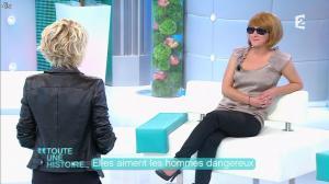 Sophie Davant dans Toute une Histoire - 10/10/11 - 04