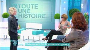 Sophie Davant dans Toute une Histoire - 10/10/11 - 05
