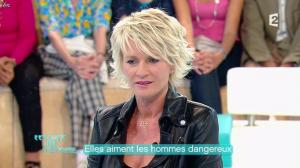 Sophie Davant dans Toute une Histoire - 10/10/11 - 06