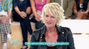 Sophie Davant dans Toute une Histoire - 10/10/11 - 08