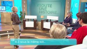 Sophie Davant dans Toute une Histoire - 12/04/11 - 03