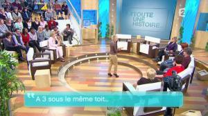 Sophie Davant dans Toute une Histoire - 12/04/11 - 06