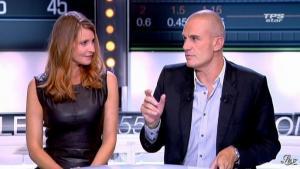 Valérie Amarou dans la Quotidienne du Cinema - 14/09/11 - 12
