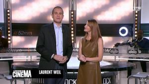 Valérie Amarou dans la Quotidienne du Cinema - 15/03/11 - 03