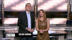 Valérie Amarou dans la Quotidienne du Cinema - 15/03/11 - 04