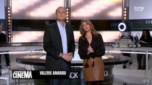 Valérie Amarou dans la Quotidienne du Cinema - 20/01/11 - 04