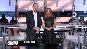 Valérie Amarou dans la Quotidienne du Cinema - 20/12/10 - 01