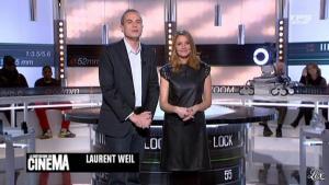 Valérie Amarou dans la Quotidienne du Cinema - 20/12/10 - 02