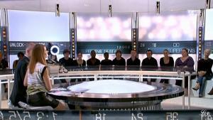 Valérie Amarou dans la Quotidienne du Cinema - 21/06/11 - 07
