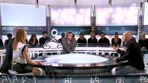 Valérie Amarou dans la Quotidienne du Cinema - 21/06/11 - 14
