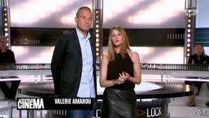 Valérie Amarou dans la Quotidienne du Cinema - 21/08/11 - 03