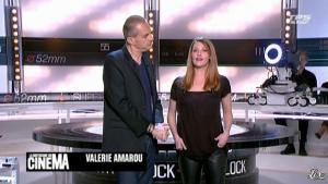 Valérie Amarou dans la Quotidienne du Cinema - 23/08/11 - 02