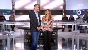 Valérie Amarou dans la Quotidienne du Cinema - 24/06/11 - 01