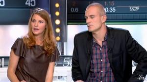 Valérie Amarou dans la Quotidienne du Cinema - 26/09/11 - 03