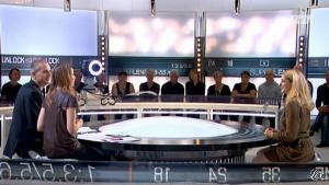 Valérie Amarou dans la Quotidienne du Cinema - 26/09/11 - 04