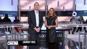 Valérie Amarou dans la Quotidienne du Cinema - 29/10/10 - 02