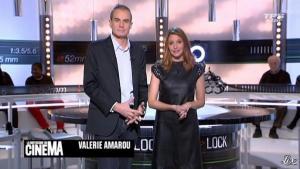 Valérie Amarou dans la Quotidienne du Cinema - 29/10/10 - 03