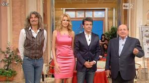 Adriana Volpe dans I Fatti Vostri - 01/04/13 - 10